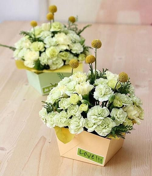 Cách cắm hoa phăng tinh tế cho nhà thêm xinh