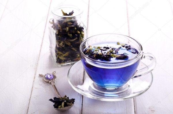 Cách làm trà hoa đậu biếc siêu ngon mát lịm cho mùa hè